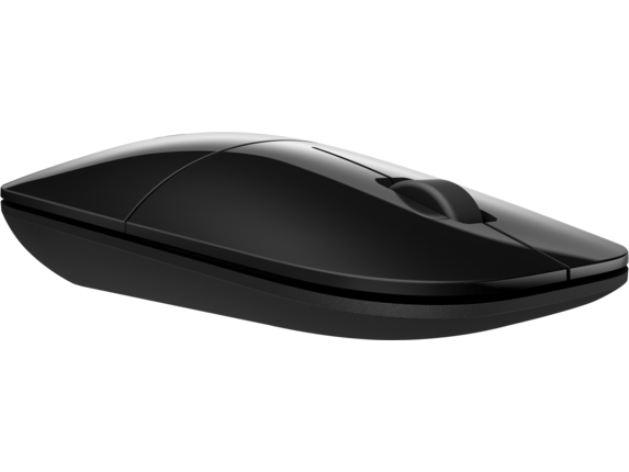HP Z3700 Black Wireless Mouse