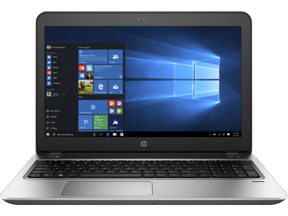 HP ProBook 450 G4 Notebook PC - Customizable