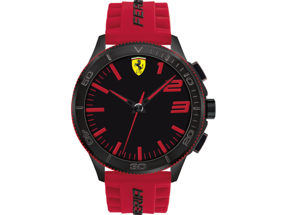 Scuderia Ferrari Ultraveloce Smart Watch