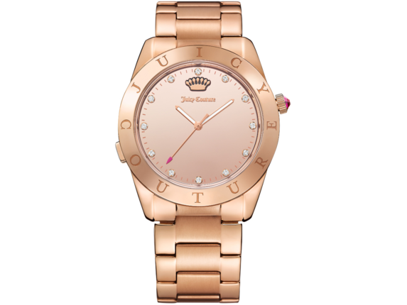Juicy Couture Connect - Rose Gold