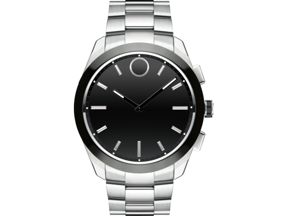 Movado Bold Connected II - Steel/Bracelet