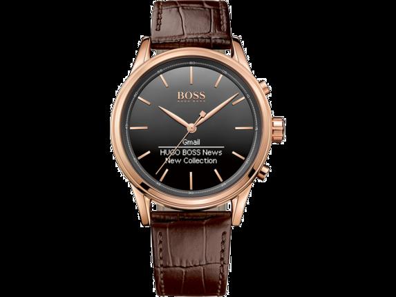 BOSS Classic Smartwatch - Rose Gold