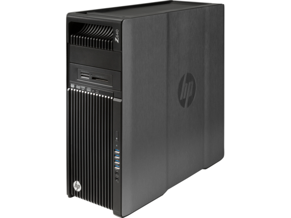 HP Z640 Workstation - Quadro P6000 for Virtual Reality