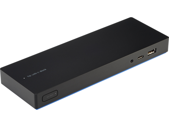HP Elite USB-C Dock
