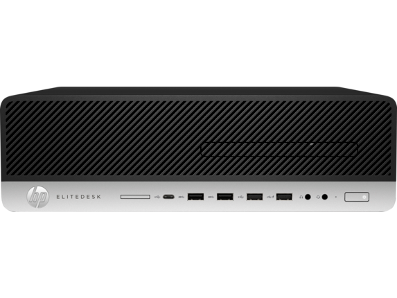 HP EliteDesk 800 G3 Small Form Factor PC - Customizable