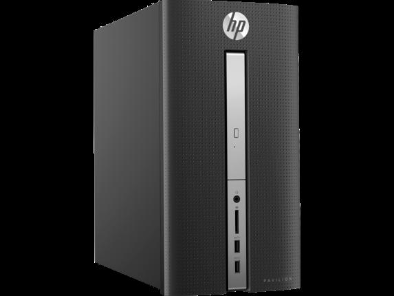 HP Pavilion Desktop - 570-p035t