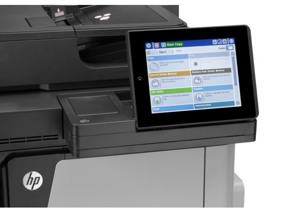 HP Color LaserJet Enterprise MFP M680dn