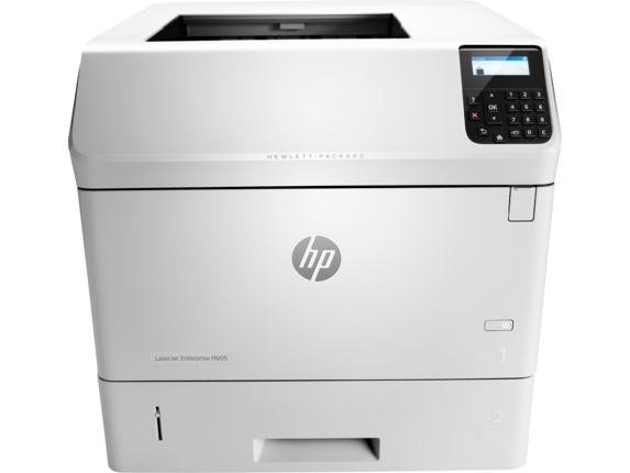 Image result for HP M605dn Black and White LaserJet Printer