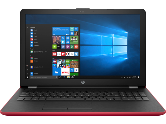 "HP Pavilion 15t 15.6"" HD Intel Core i7 Touchscreen Laptop"