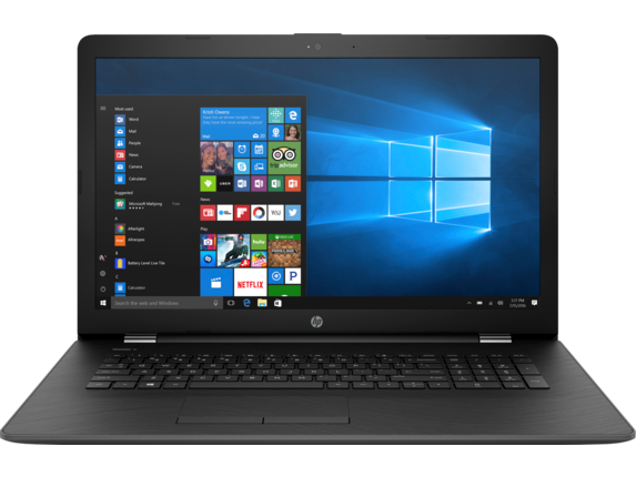 HP Laptop - 17z Best Value touch optional