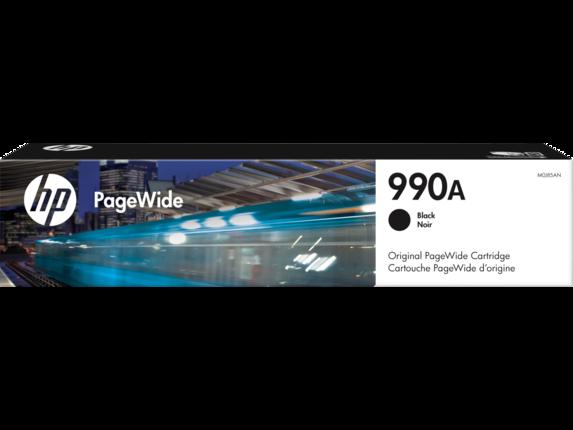 HP 990A Black Original PageWide Cartridge