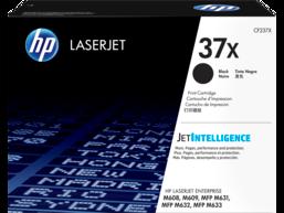 HP 37X High Yield Black Original LaserJet Toner Cartridge