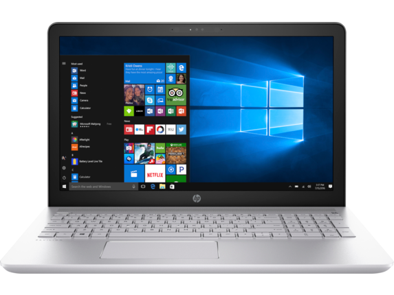HP Pavilion Laptop 15-cd051nr touch