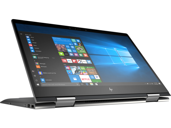 HP ENVY x360 Convertible Laptop - 15-bq051nr