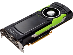 NVIDIA Quadro GP100 16GB Graphics