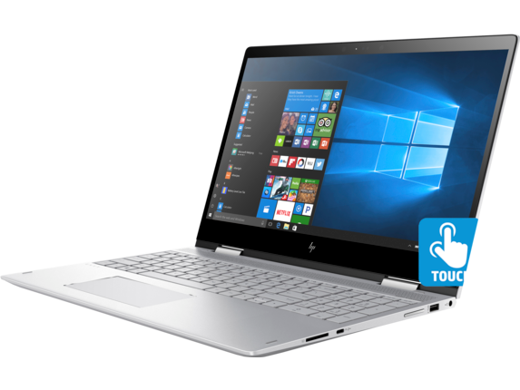 HP ENVY x360 Convertible Laptop - 15t