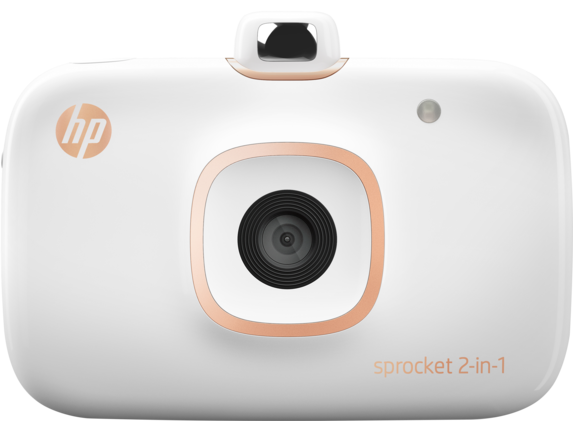 hp sprocket 2 in 1 camera printer