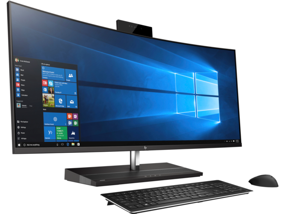HP EliteOne 1000 G1 34-in Curved All-in-One Business PC - Customizable