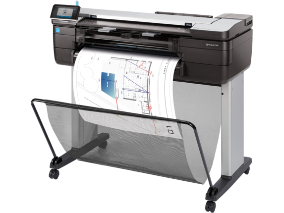 HP DesignJet T830 24-in Multifunction Printer