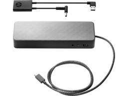 HP 4.5mm and USB Dock Adapter