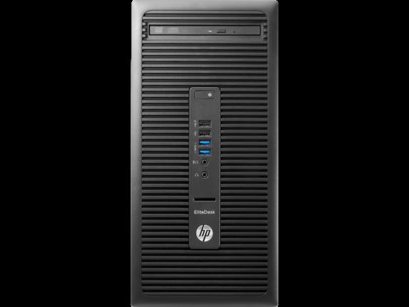 HP EliteDesk 705 G3 AMD Quad Core APU PRO A12 Desktop