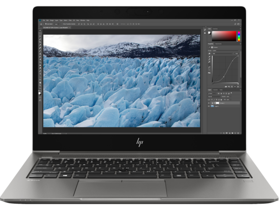 """HP ZBook 14u G6 Workstation 14"""" Laptop (i5/8GB/256GB SSD/4GB Video)"""