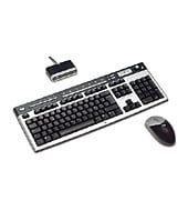 HP Wireless USB Keyboard and Mouse Kit series