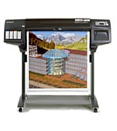 HP DesignJet 1000 Printer series