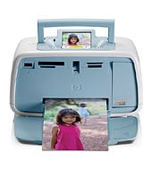 HP Photosmart A520 Printer series