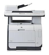 HP Color LaserJet CM2320 Multifunktionsdruckerserie