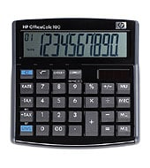 Calculatrice de bureau HP 100