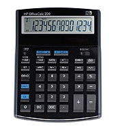 Calculatrice de bureau HP 200
