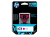 HP 02 Magenta Original Ink Cartridge