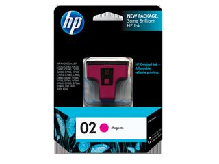 HP 02 Ink Cartridges