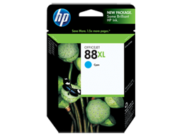 HP 88XL High Yield Cyan Original Ink Cartridge
