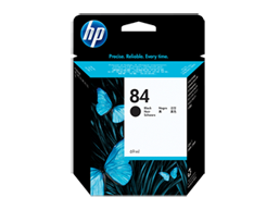 HP 84 69-ml Black DesignJet Ink Cartridge