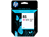 HP 85 69-ml Light Magenta DesignJet Ink Cartridge - Center
