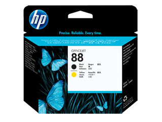 HP 88 Printheads