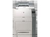 HP Color LaserJet 4700dn Printer - Center