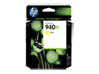 HP 940XL High Yield Yellow Original Ink Cartridge - Center