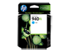 HP 940XL High Yield Cyan Original Ink Cartridge - Center