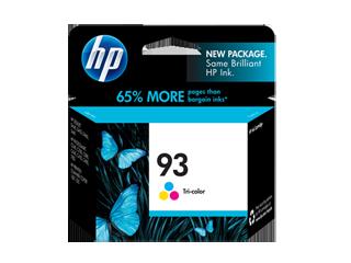 HP 93 Ink Cartridges