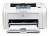 HP LaserJet 1018 Printer - Center