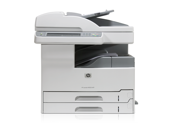 HP LASERJET M5025 MFP PRINTER DRIVERS FOR PC