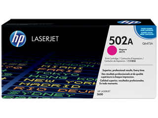 HP 502 Toner Cartridges