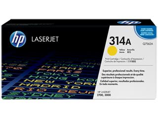 HP 314 Toner Cartridges