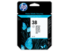 HP 38 Light Gray Pigment Original Ink Cartridge
