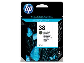 HP 38 Ink Cartridges