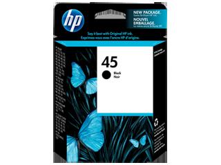 HP 45 Ink Cartridges