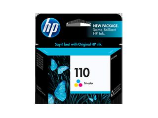 HP 110 Ink Cartridges